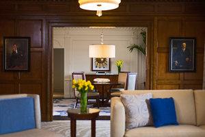 Suite - Marriott Pere Marquette Hotel Peoria