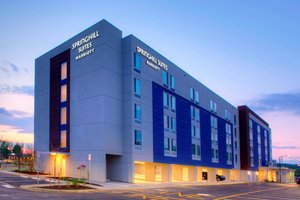 Exterior view - SpringHill Suites by Marriott Downtown Newark