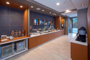Restaurant - SpringHill Suites by Marriott Downtown Newark