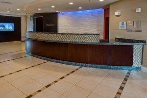 Lobby - Courtyard by Marriott Hotel Midland
