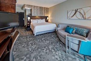 Room - Courtyard by Marriott Hotel Midland