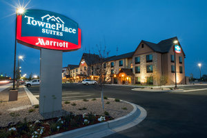 Exterior view - TownePlace Suites by Marriott Roswell