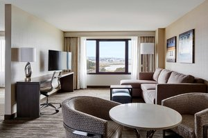Suite - Marriott Hotel San Francisco Airport Burlingame
