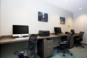 Conference Area - Residence Inn by Marriott Airport San Jose