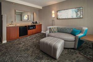 Suite - Courtyard by Marriott Hotel Gaithersburg
