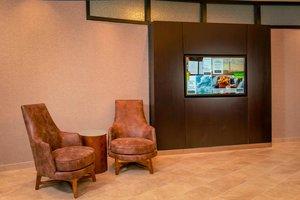 Lobby - Courtyard by Marriott Hotel Gaithersburg