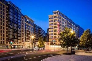 Exterior view - Residence Inn by Marriott Thomas Circle DC