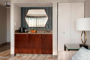 Suite - Marriott Suites Bethesda
