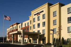Exterior view - SpringHill Suites by Marriott Colonie