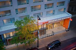 Exterior view - Residence Inn by Marriott Downtown Montreal