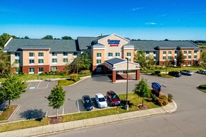 Exterior view - Fairfield Inn & Suites by Marriott Olive Branch