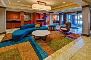 Lobby - Fairfield Inn & Suites by Marriott Olive Branch