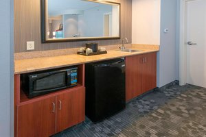 Suite - Courtyard by Marriott Hotel Prattville