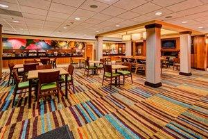 Restaurant - Fairfield Inn & Suites by Marriott Olive Branch