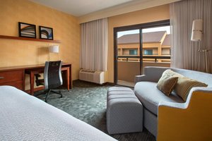 Room - Courtyard by Marriott Hotel Andover