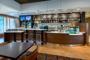 Restaurant - Courtyard by Marriott Hotel Andover