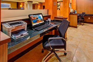 Conference Area - Fairfield Inn & Suites by Marriott Olive Branch
