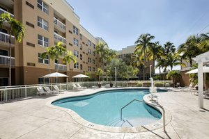 Recreation - Courtyard by Marriott Hotel Aventura Mall