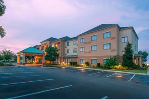 Exterior view - Courtyard by Marriott Hotel Prattville