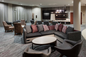 Lobby - Courtyard by Marriott Hotel Sweetwater