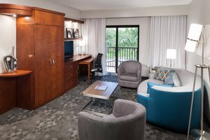 Suite - Courtyard by Marriott Hotel Sweetwater