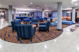 Lobby - Courtyard by Marriott Hotel Prattville