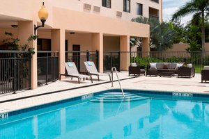 Recreation - Courtyard by Marriott Hotel Sweetwater