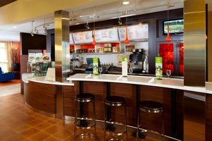 Restaurant - Courtyard by Marriott Hotel Bettendorf