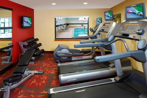 Recreation - Courtyard by Marriott Hotel Bettendorf