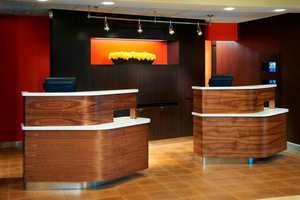 Lobby - Courtyard by Marriott Hotel Mendota Heights