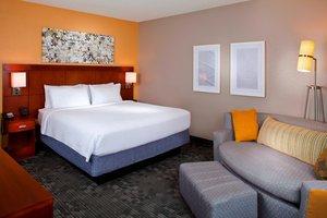 Room - Courtyard by Marriott Hotel Metairie