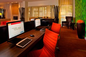 Conference Area - Courtyard by Marriott Hotel Metairie