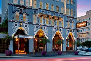Exterior view - Hotel Adagio Downtown San Francisco
