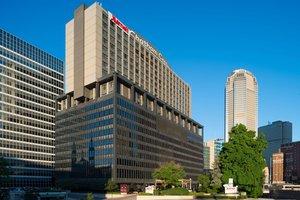 Exterior view - Marriott Hotel City Center Pittsburgh