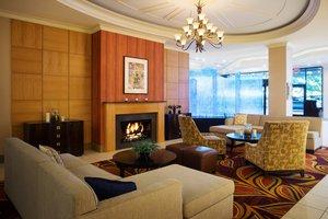 Lobby - Marriott Hotel City Center Pittsburgh