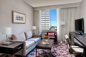 Suite - Courtyard by Marriott Hotel Downtown San Diego