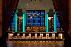 Restaurant - Courtyard by Marriott Hotel Downtown San Diego