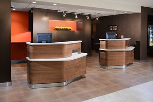 Lobby - Courtyard by Marriott Hotel Medical Center San Antonio