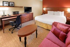 Room - Courtyard by Marriott Hotel Medical Center San Antonio
