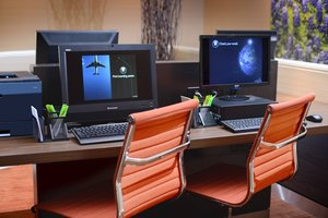 Conference Area - Courtyard by Marriott Hotel Medical Center San Antonio