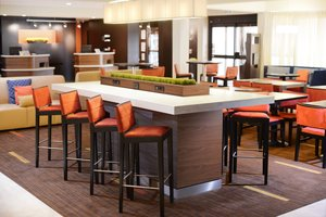 Restaurant - Courtyard by Marriott Hotel Medical Center San Antonio