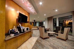 Lobby - Courtyard by Marriott Hotel New Braunfels