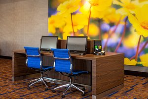 Conference Area - Courtyard by Marriott Hotel Fairfield