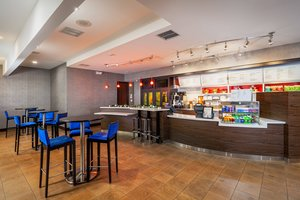 Restaurant - Courtyard by Marriott Hotel Fairfield