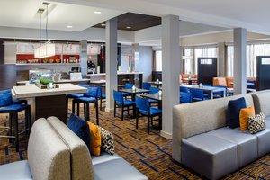 Lobby - Courtyard by Marriott Hotel Spartanburg