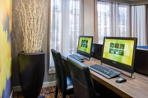 Conference Area - Courtyard by Marriott Hotel Spartanburg