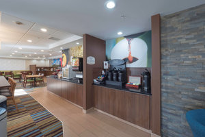 Restaurant - Fairfield Inn by Marriott Streetsboro