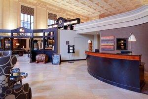 Lobby - Residence Inn by Marriott Downtown Columbus