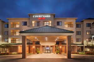 Exterior view - Courtyard by Marriott Hotel Beavercreek