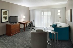 Suite - Courtyard by Marriott Hotel Beavercreek
